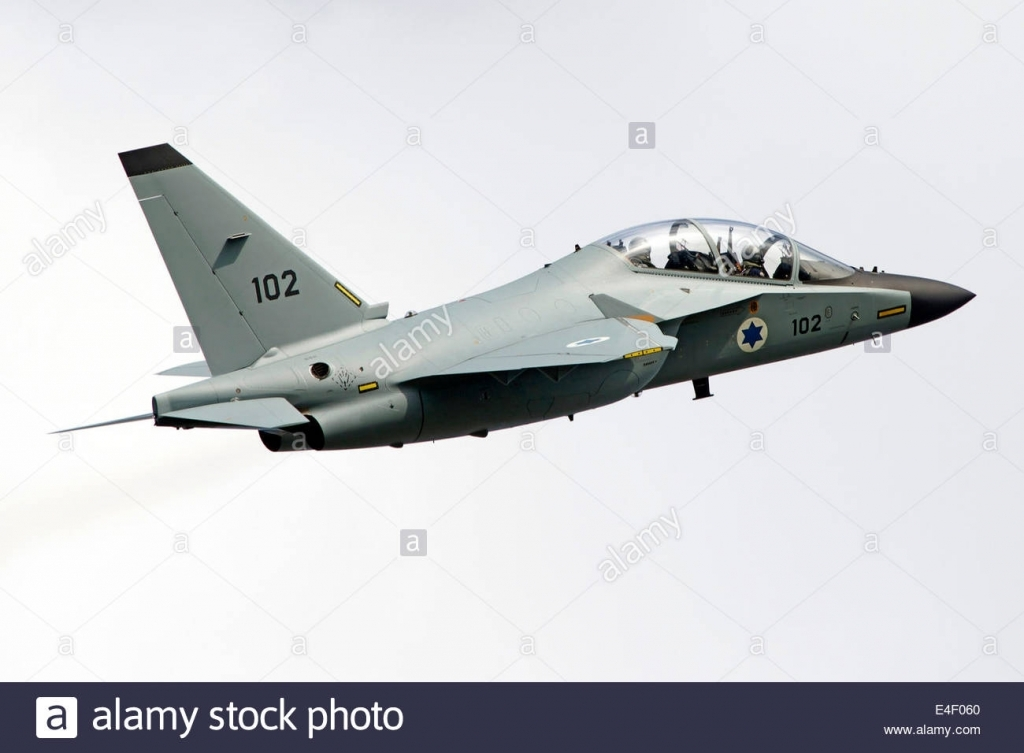Aermacchi M346 Master Jet Trainer Wallpaper