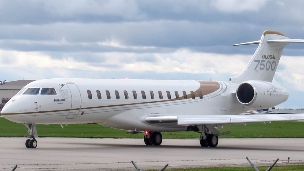 Bombardier Global 7500 Concept