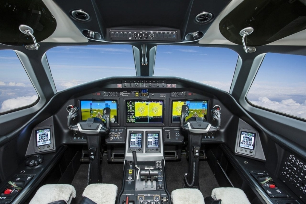 Cessna Citation Longitude Drivetrain