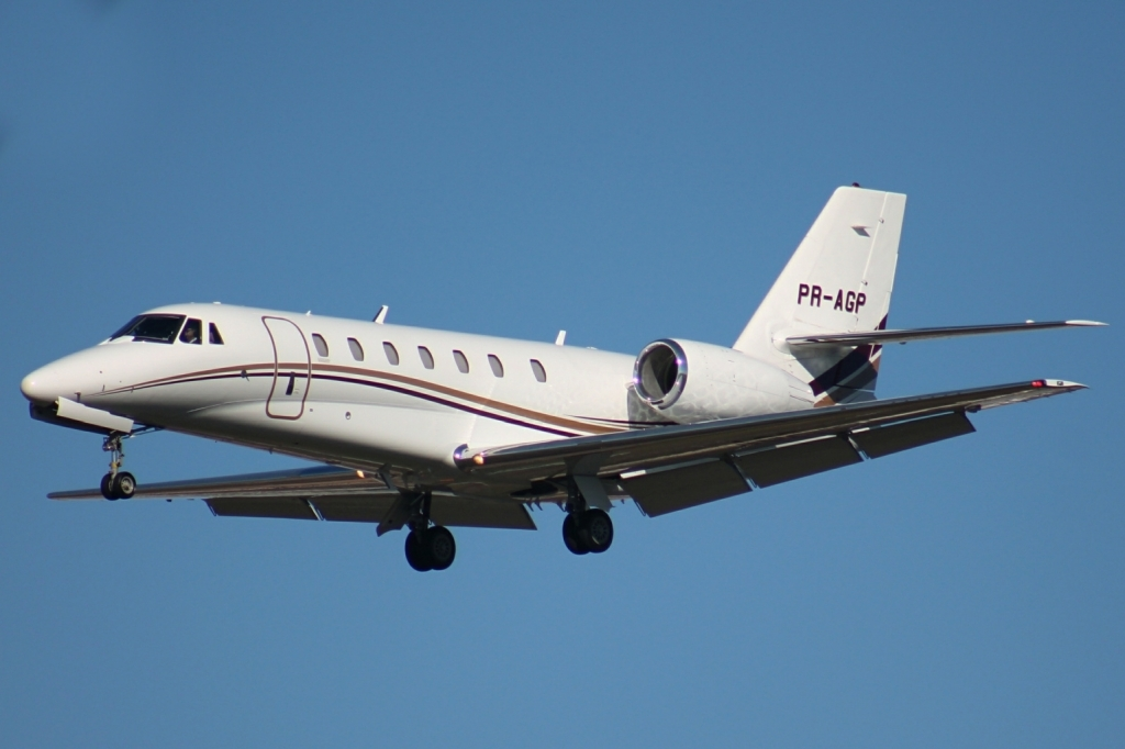 Cessna Citation Sovereign Powertrain