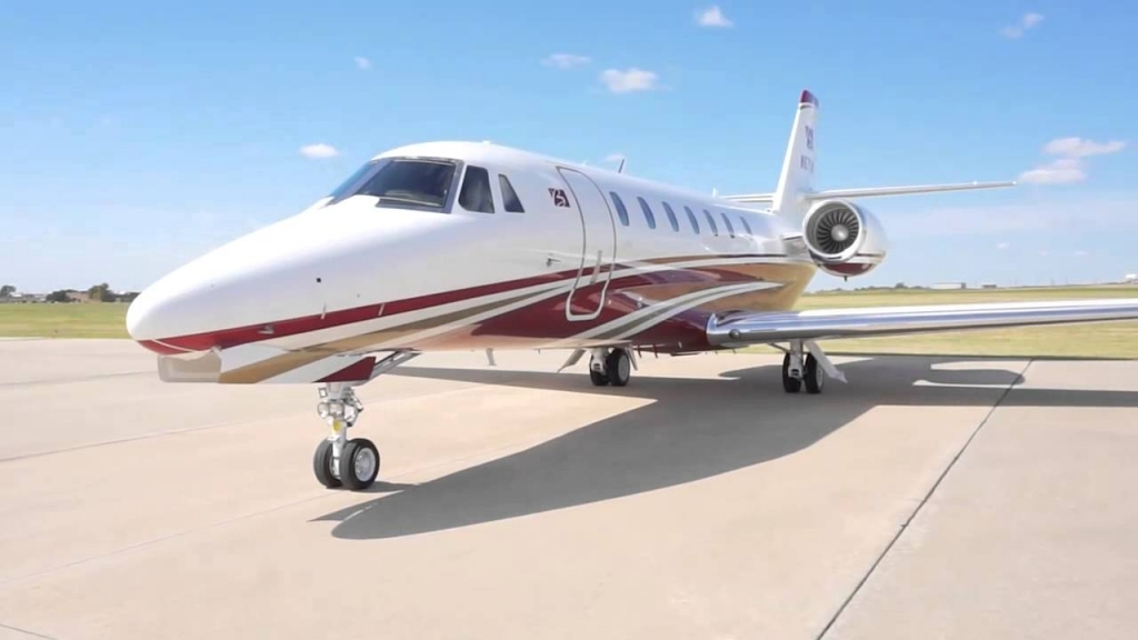 Cessna Citation Sovereign Redesign