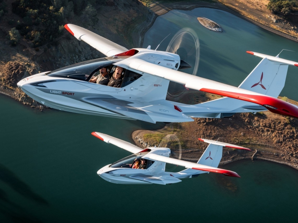 ONE LightSport Activity Airplane Images