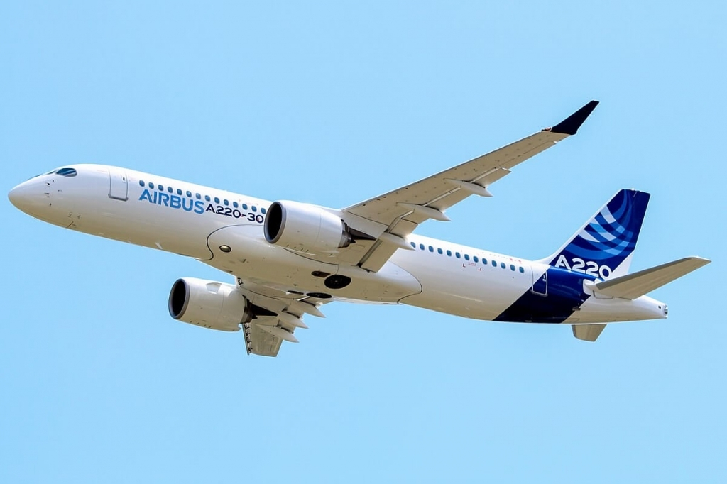 Airbus A220100 Images