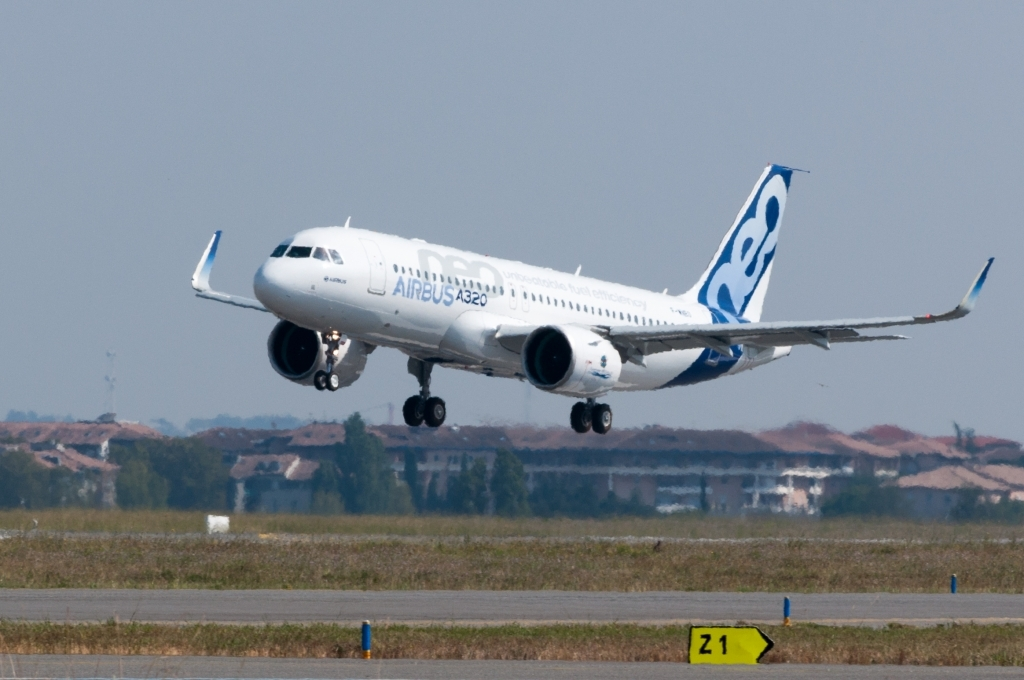 Airbus A320neo Engine