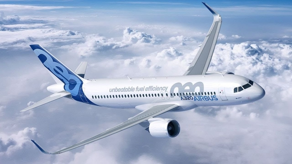 Airbus A320neo Images