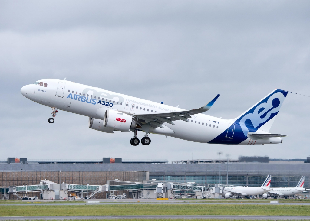 Airbus A320neo Redesign