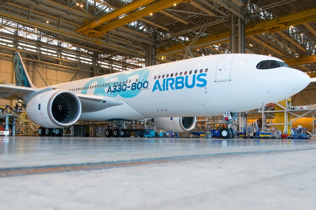 Airbus A330800neo Release Date