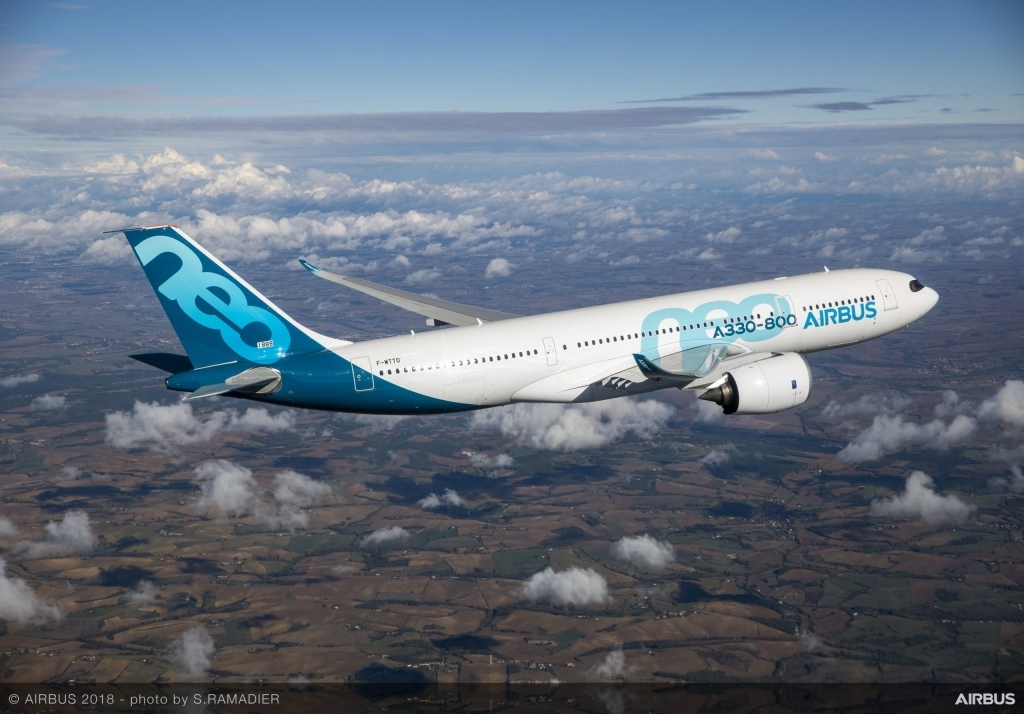 Airbus A330800neo Wallpapers