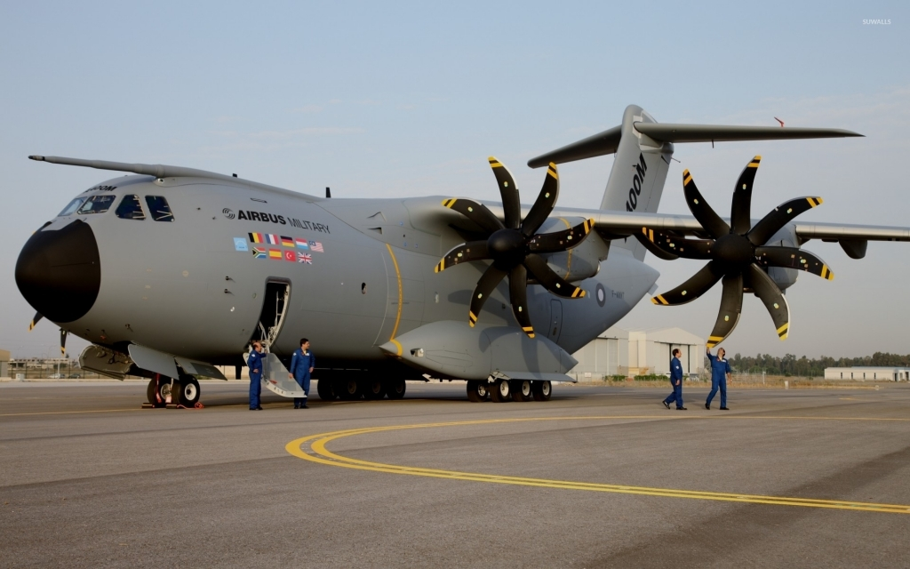 Airbus A400M Atlas Wallpapers