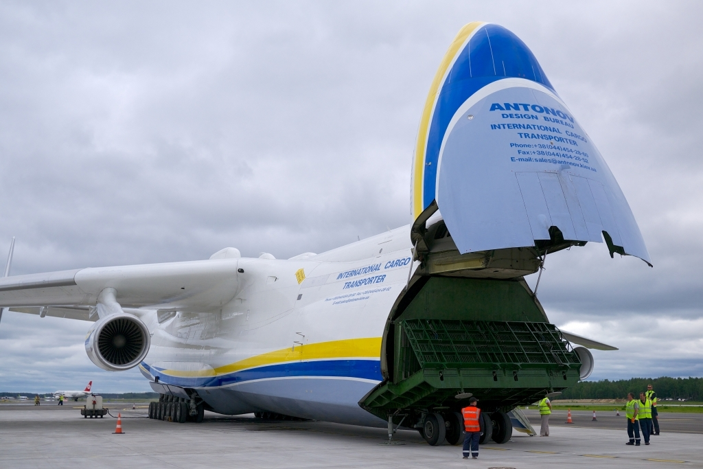 Antonov An225 Mriya Wallpapers