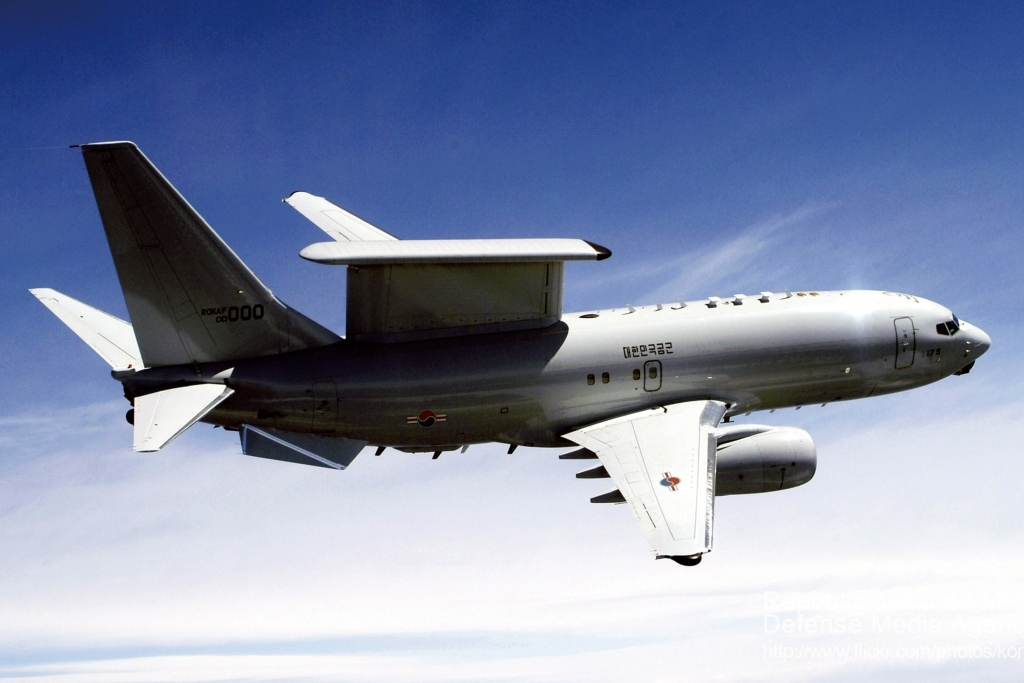 Boeing 737 AEW&C Wedgetail Images