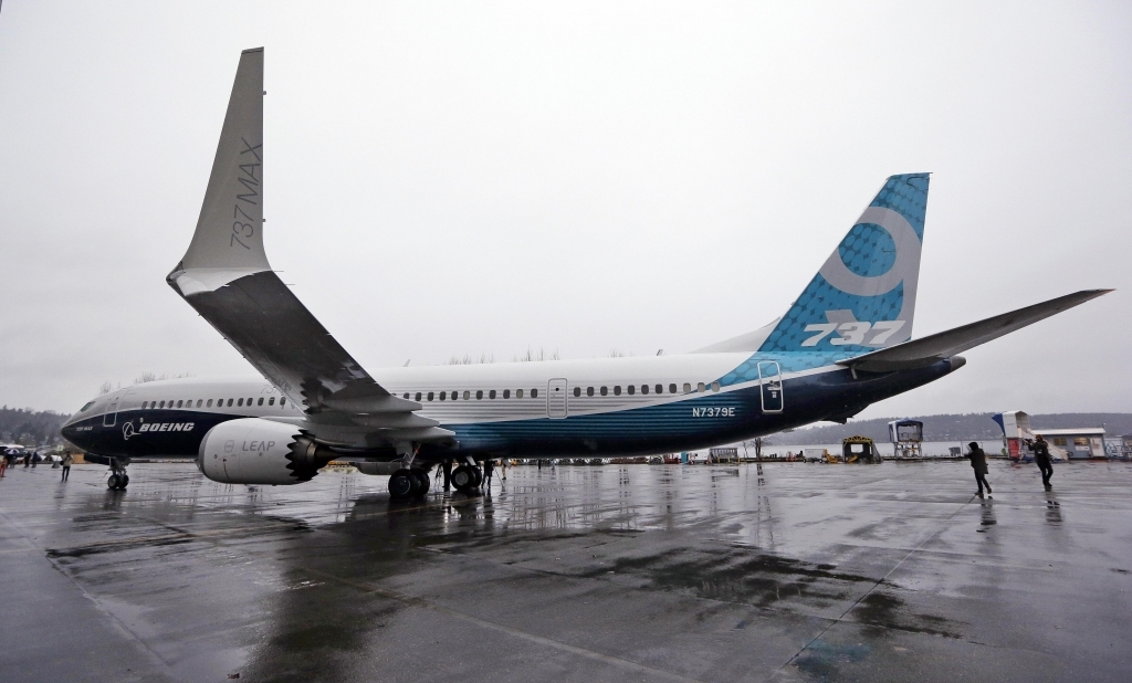 Boeing 737 MAX 10 Images