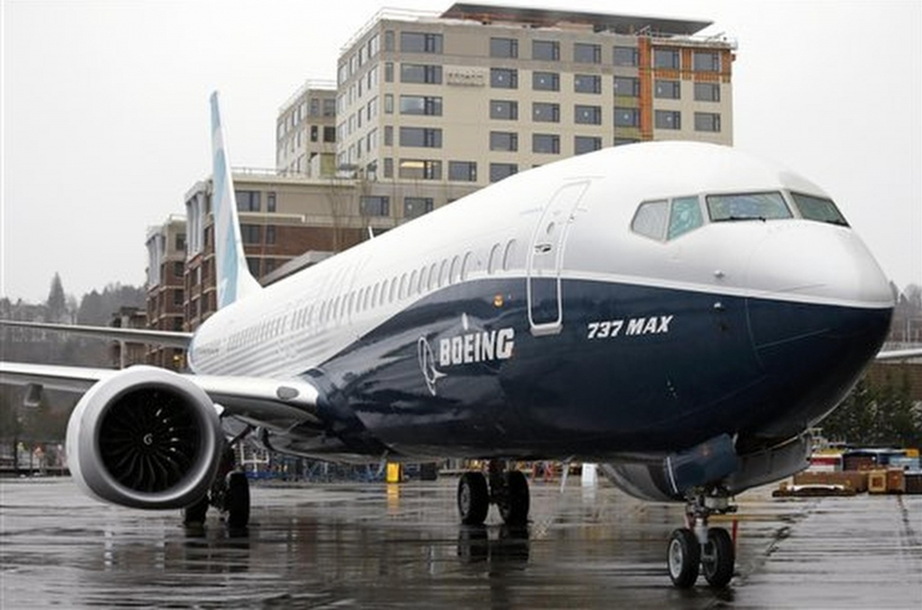 Boeing 737 MAX 10 Price