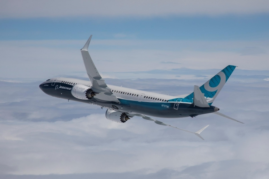 Boeing 737 MAX 9 Wallpaper