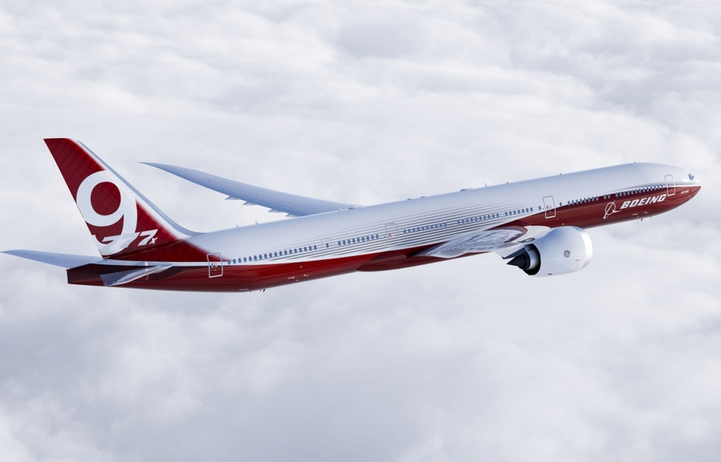 Boeing 777300ER Pictures
