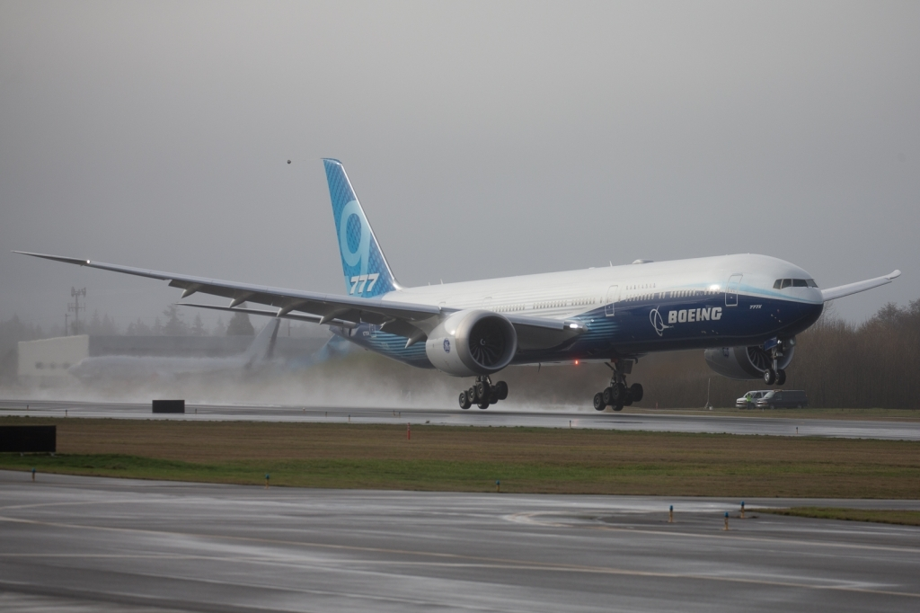 Boeing 7779X Pictures
