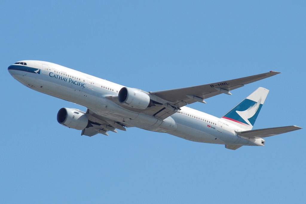 Boeing 777F Images