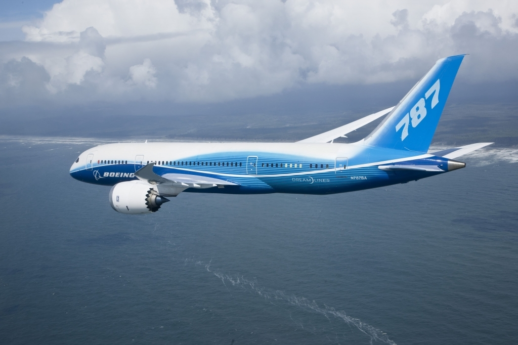 Boeing 787 Concept
