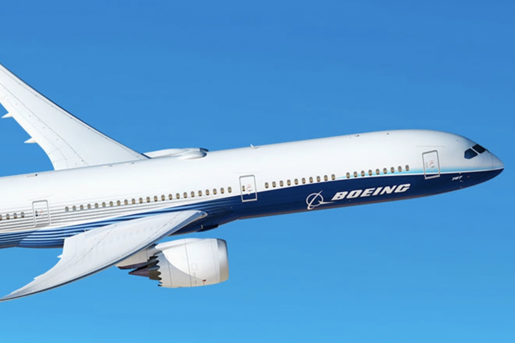 Boeing 787 Pictures