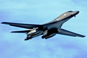 Boeing B-1B Lancer Cockpit, Rate, Bomber, and Specifications
