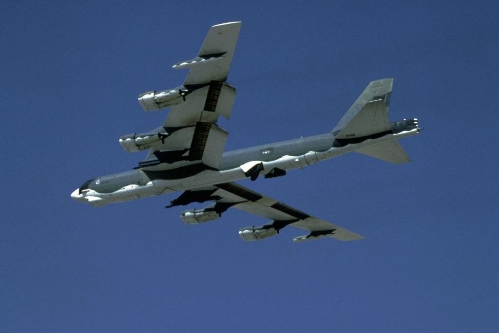 Boeing B52 Stratofortress Redesign