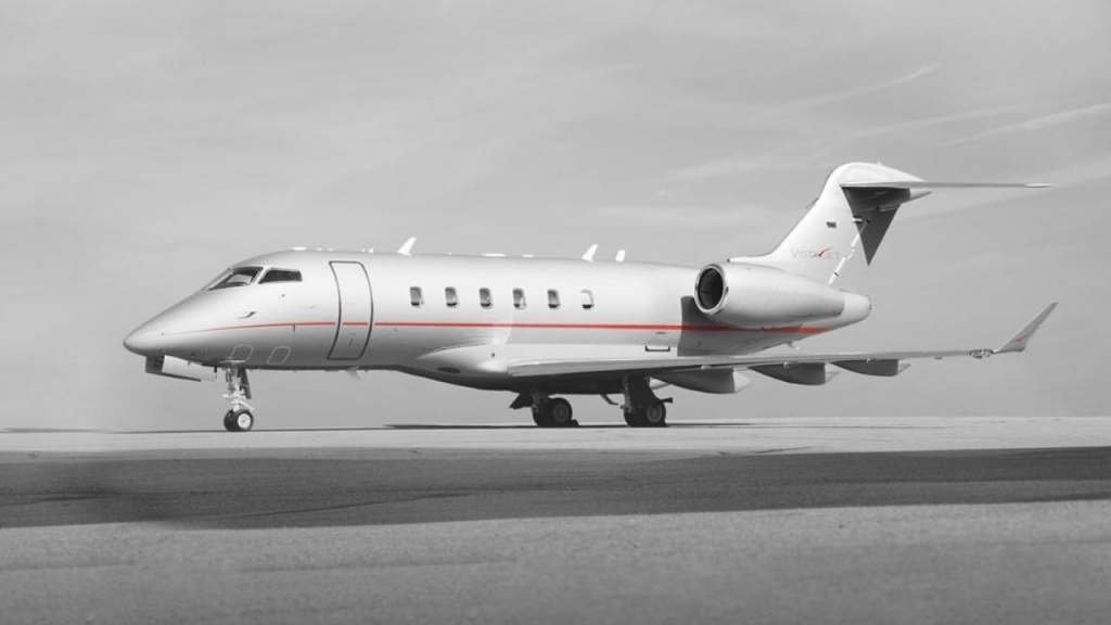 Bombardier Challenger 350 Concept