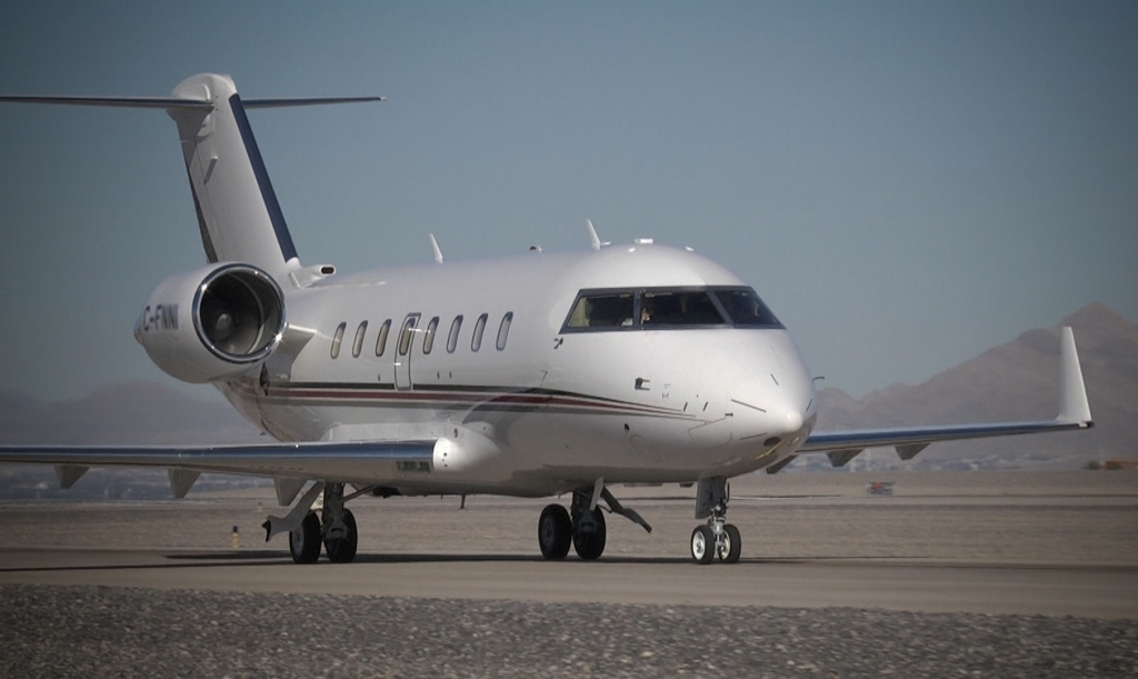 Bombardier Challenger 650 Release Date