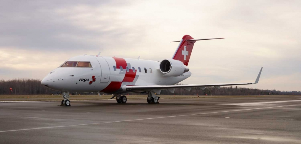 Bombardier Challenger 650 Wallpapers