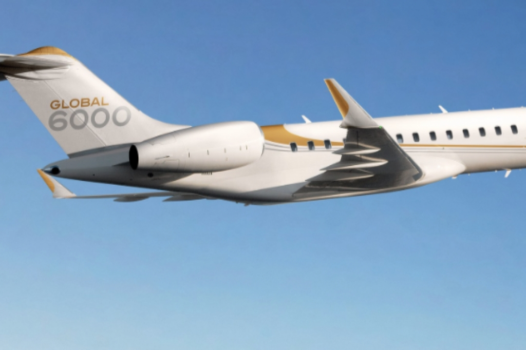 Bombardier Global 6000 Drivetrain