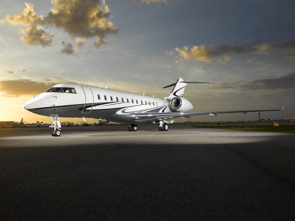 Bombardier Global 6000 Powertrain