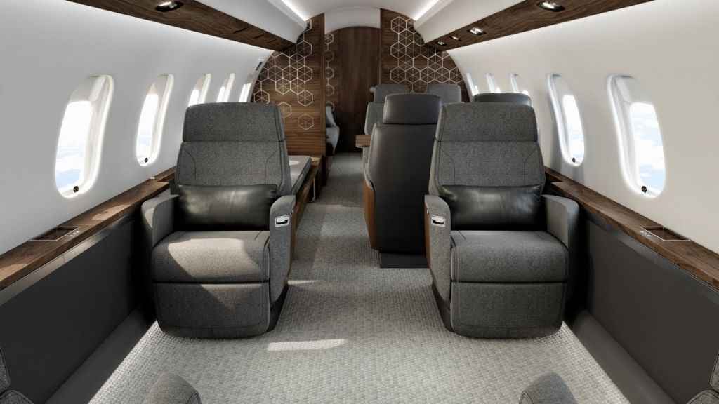 Bombardier Global 6500 Images