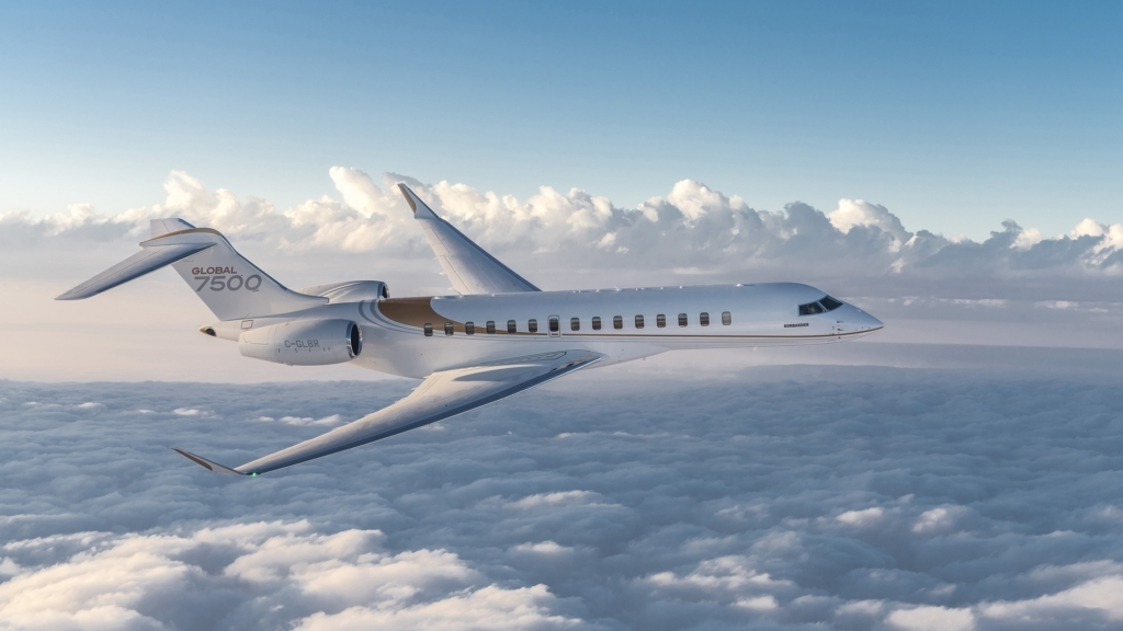Bombardier Global 7500 Specs