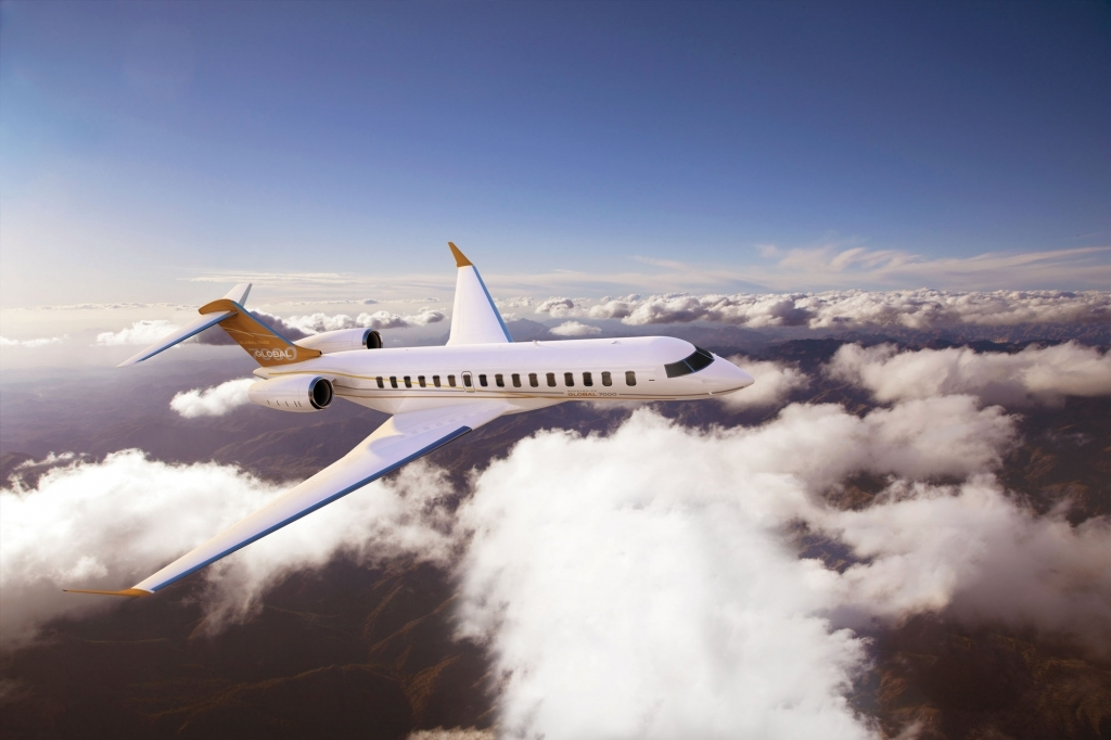 Bombardier Global 8000 Concept