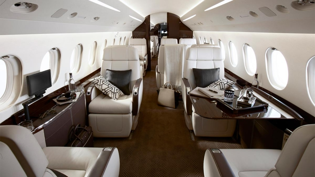 Dassault Falcon 2000S Wallpapers