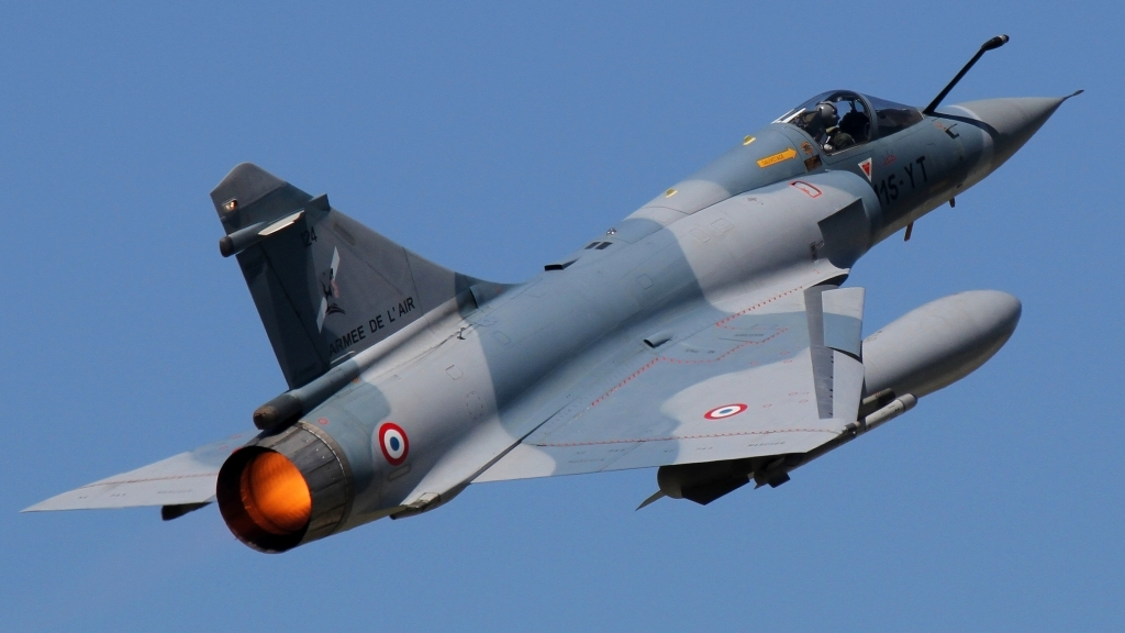 Dassault Mirage 2000 Spy Photos