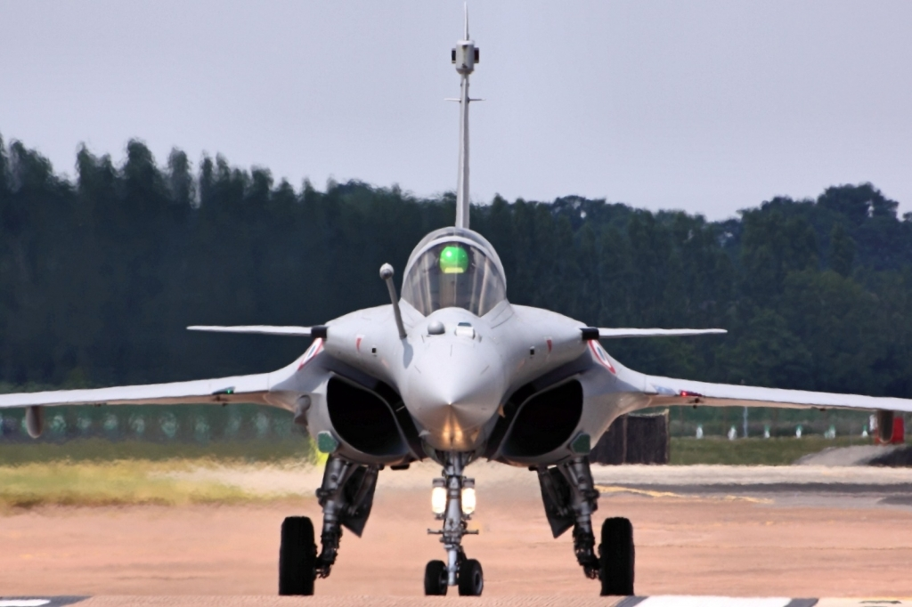 Dassault Rafale Fighter Jet Pictures