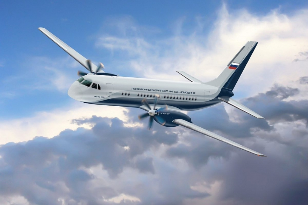 Ilyushin IL114 Wallpaper