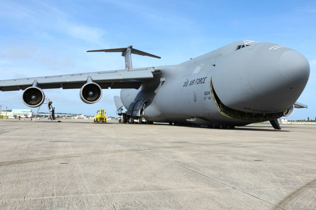 Lockheed Martin C5 Galaxy Pictures