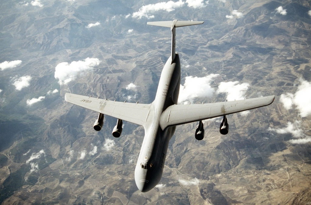 Lockheed Martin C5 Galaxy Wallpapers