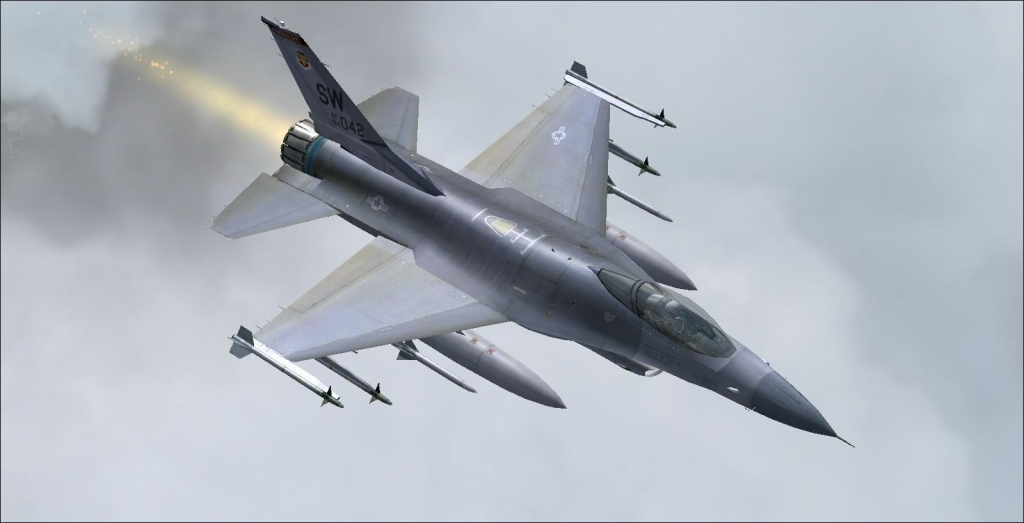 Lockheed Martin F16 Fighting Falcon Images
