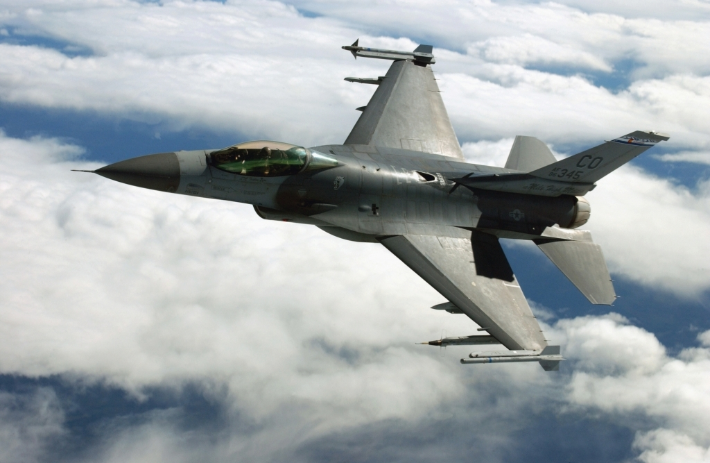Lockheed Martin F16 Fighting Falcon Wallpapers