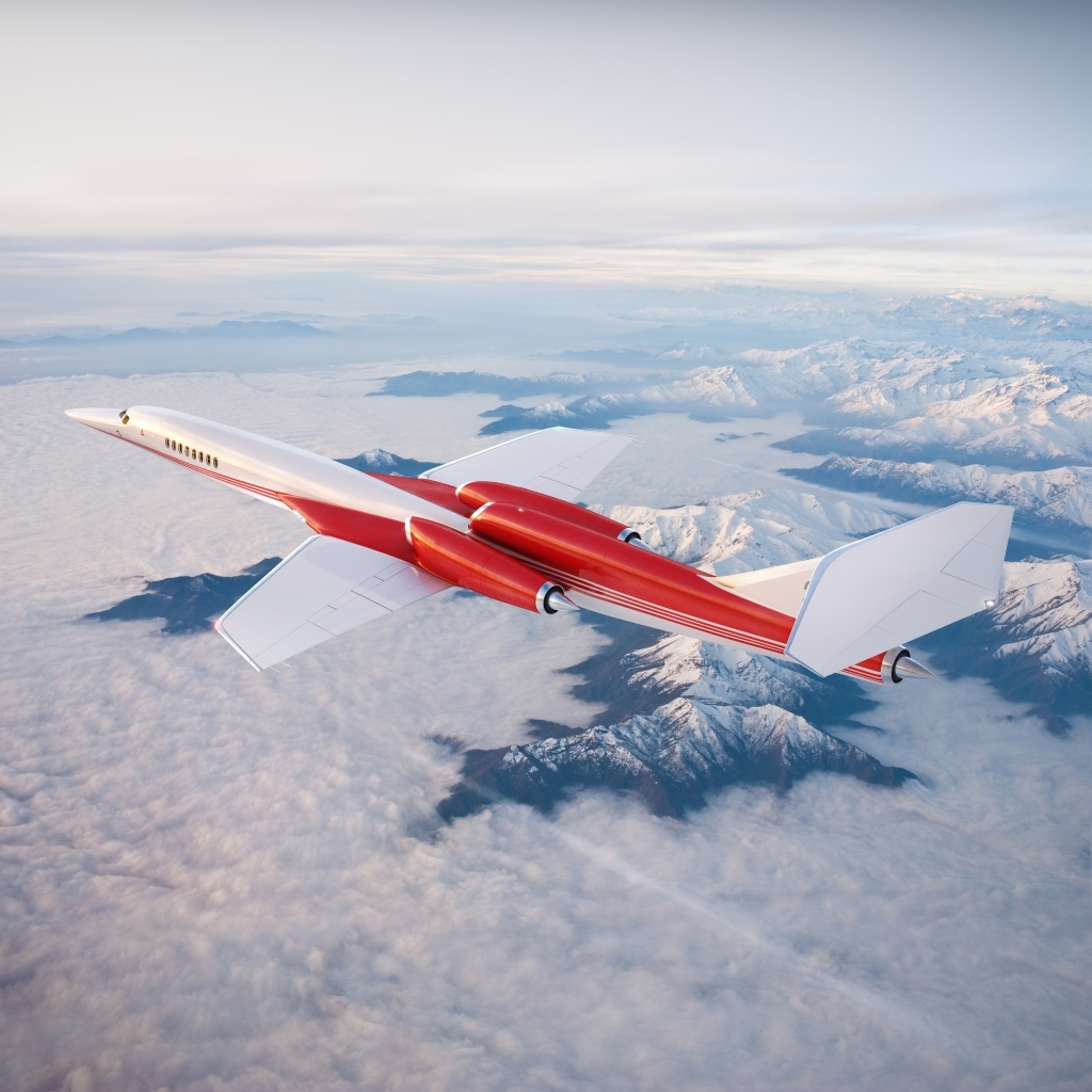 Aerion AS2 Spy Shots