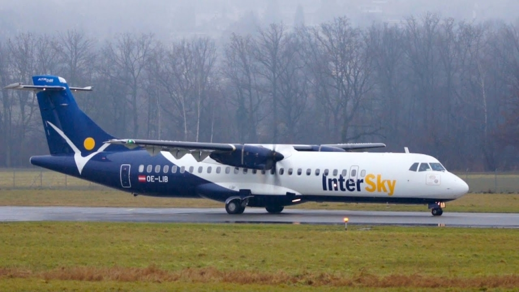 ATR 72600 Spy Photos