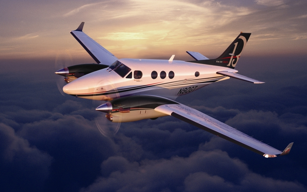 Beechcraft King Air C90GTx Concept