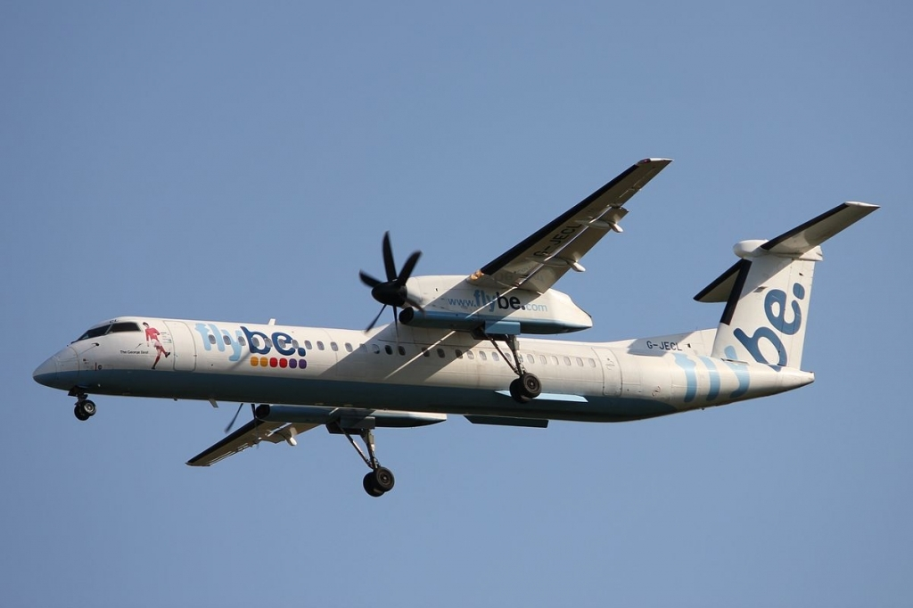 Bombardier Dashboard 8 Q400 Wallpapers