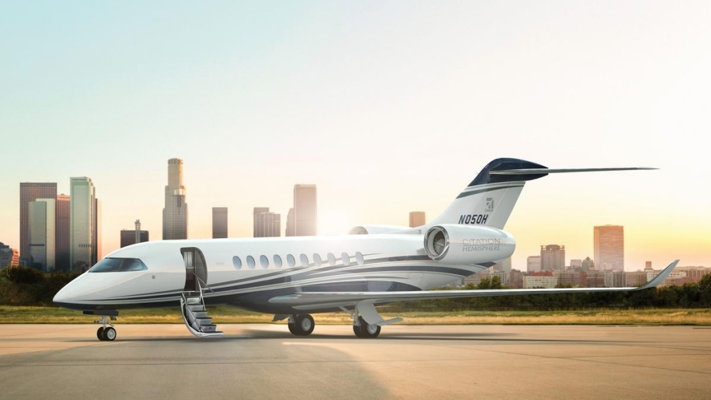 Cessna Citation Hemisphere Redesign