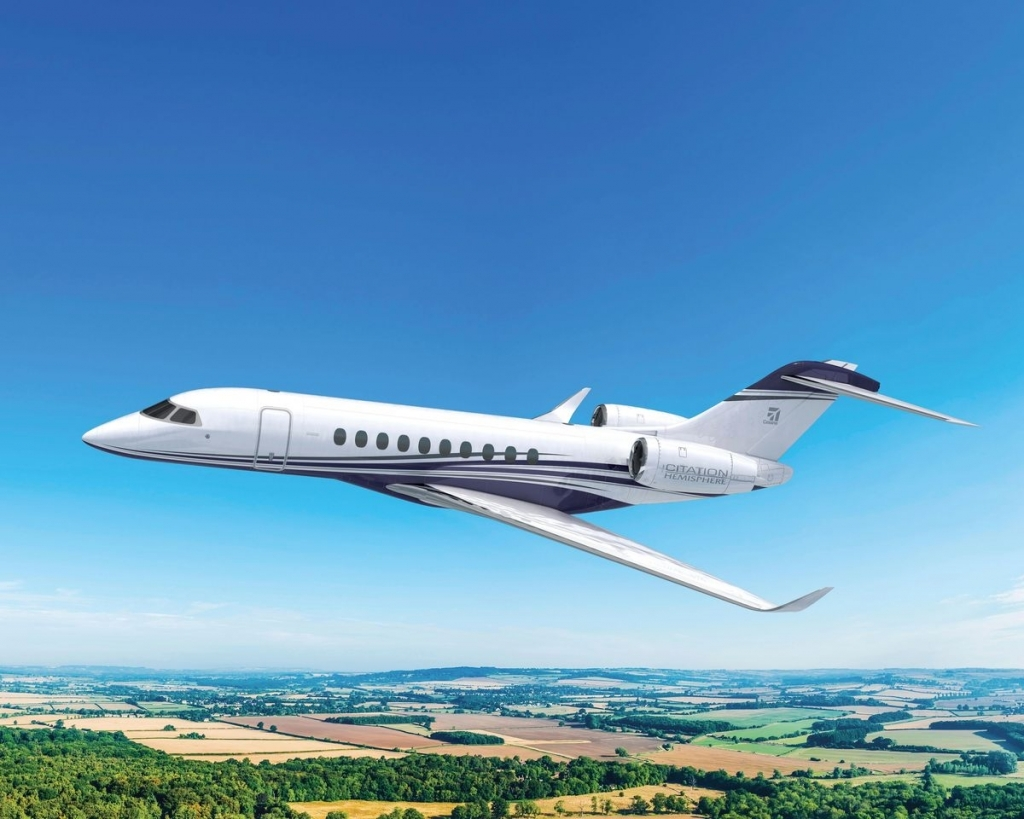 Cessna Citation Hemisphere Release Date