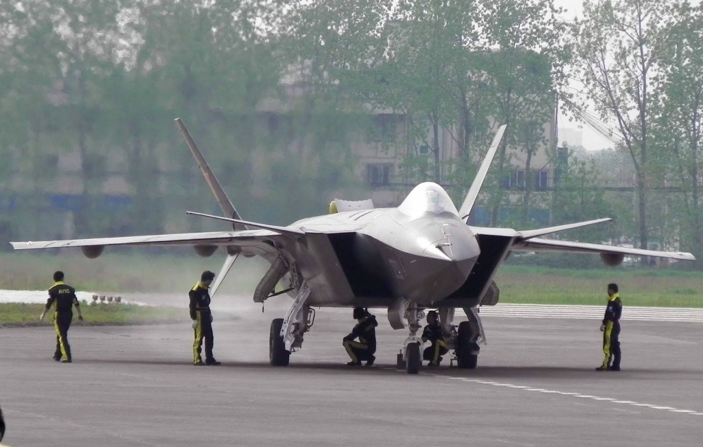 Chengdu J20 Stealth Images