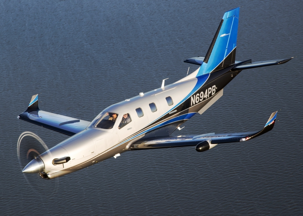 Daher TBM 900 Pictures