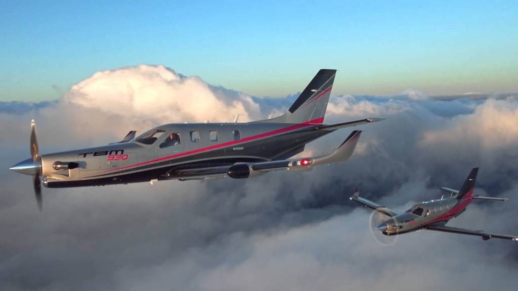 Daher TBM 930 Wallpapers